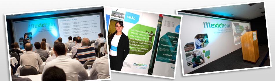 Mexichem - Lançamento da nova marca corporativa da Mexichem