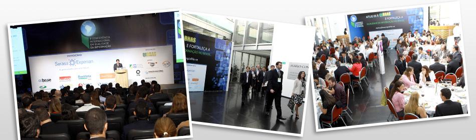QIBRAS - 3ª Conferência Internacional de Qualidade da Informação